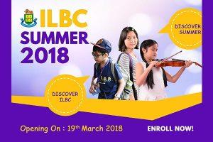 ILBC - SUMMER 2018