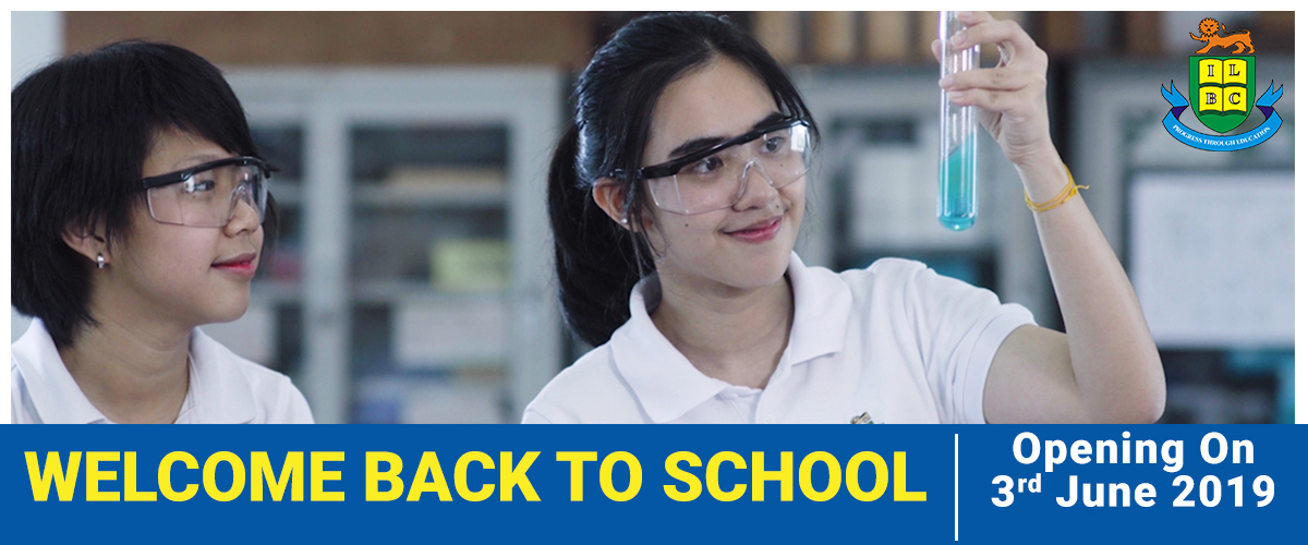 WelcomeBackToSchool(IGCSE) Website Slider